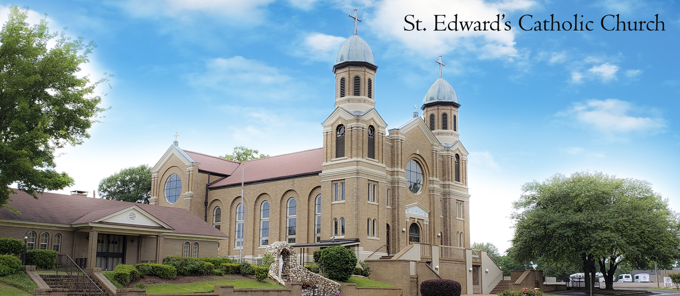 Welcome to St. Edward's Catholic Church